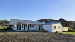 Marainanga Station Accommodation Akitio Tararua 1790